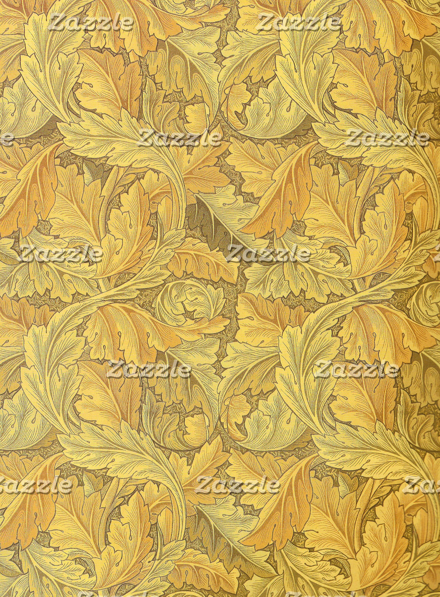 William Morris Acanthus