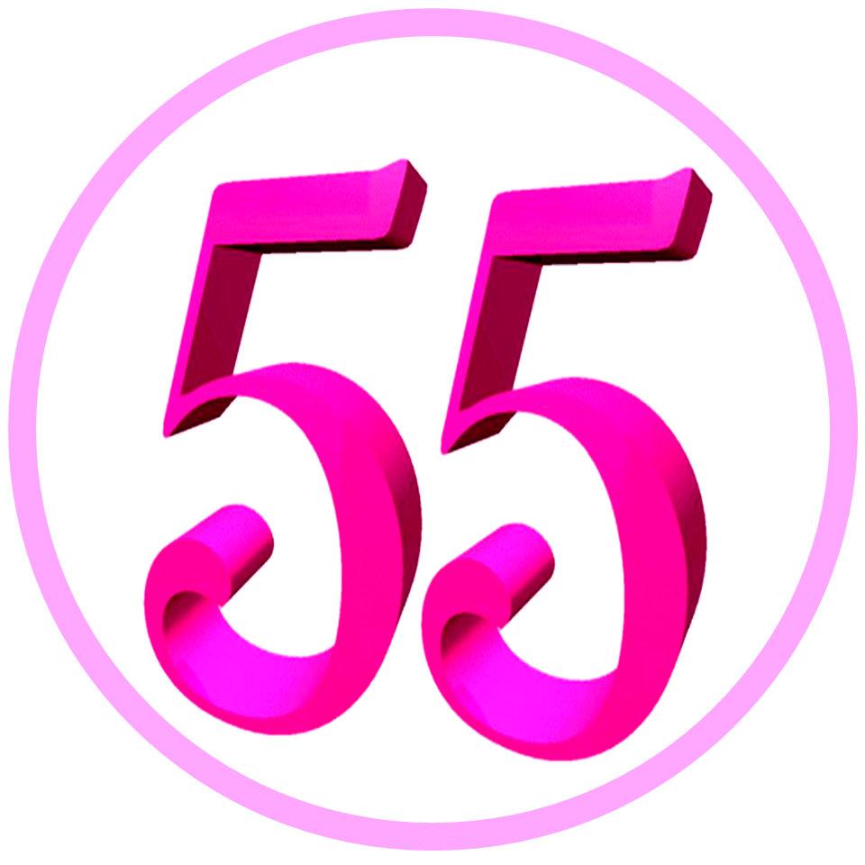 55TH BIRTHDAY