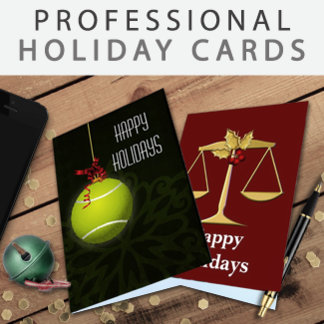 Profession Specific Holiday Cards