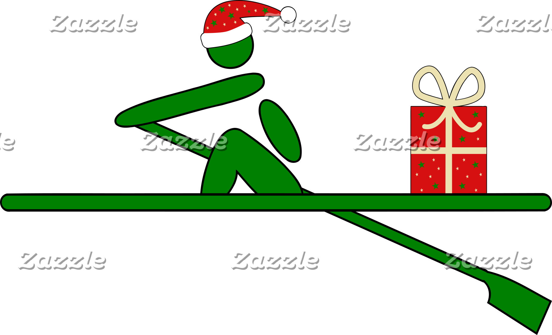 Rowing Christmas