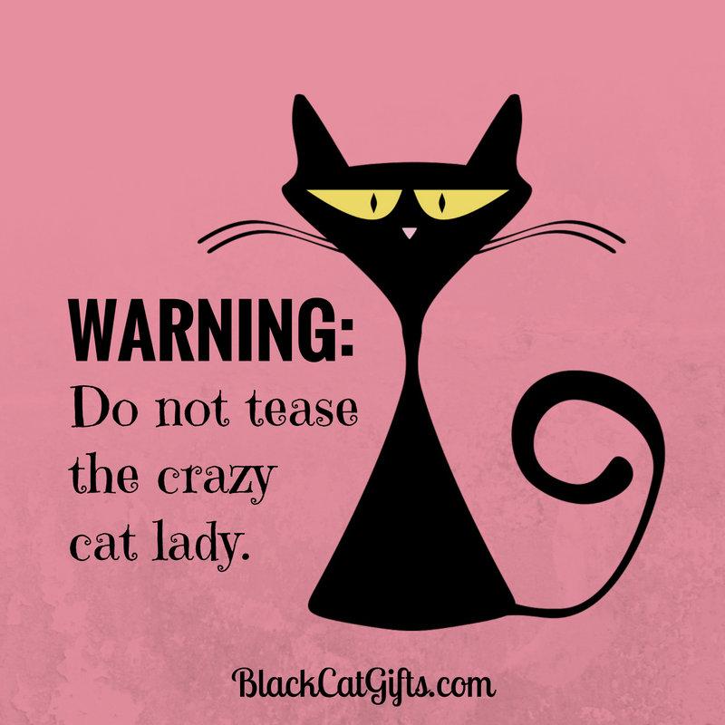 Crazy Cat Lady