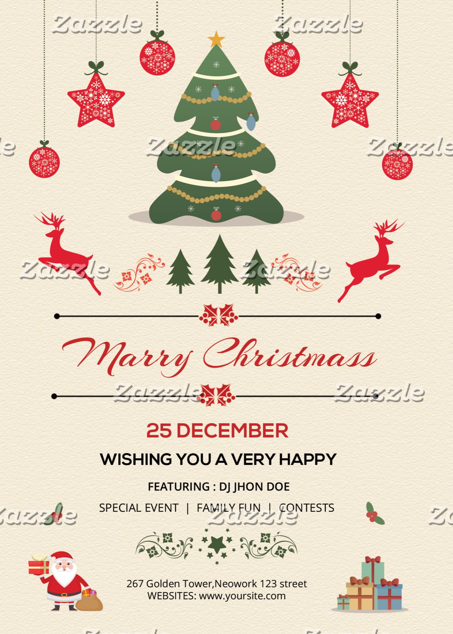 Christmas Invitation / Flyer