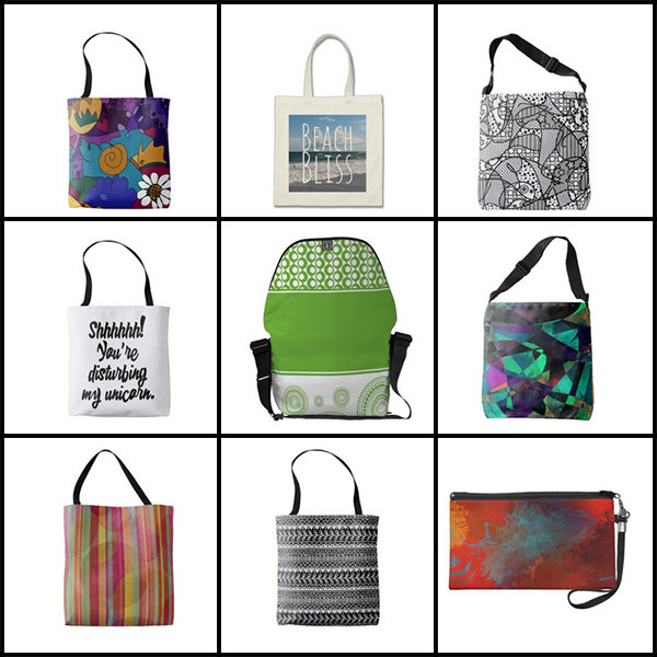 Bags, Totes & Pouches