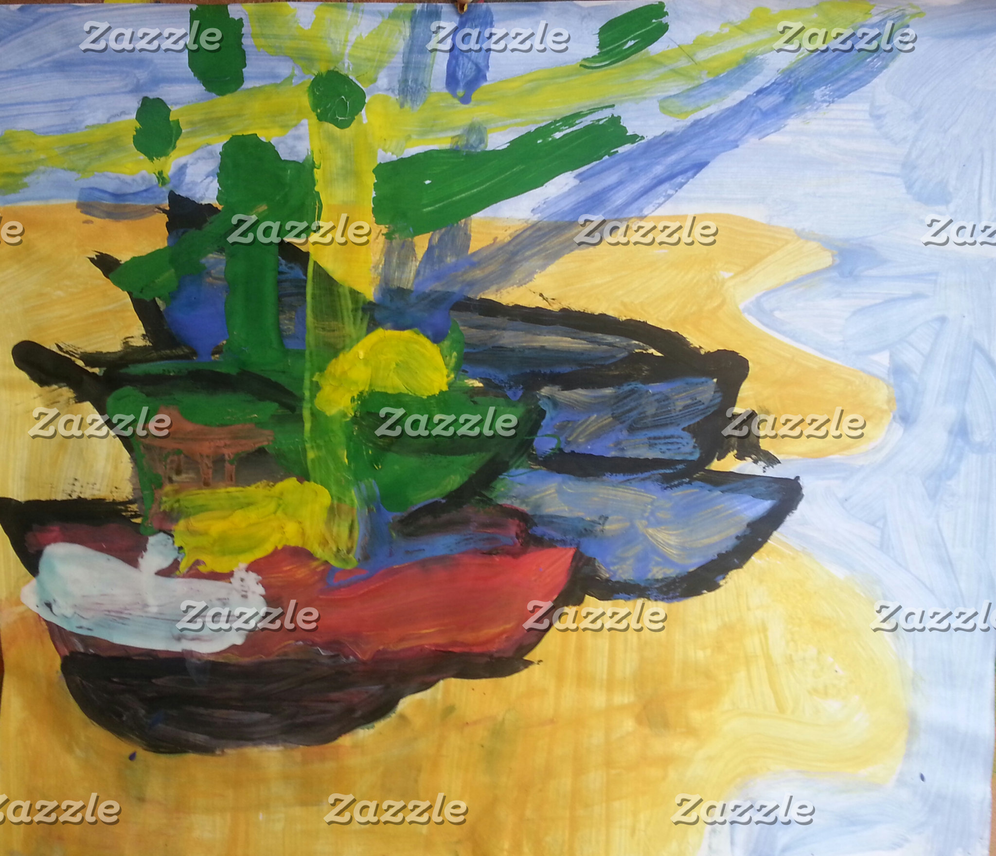 """Fishing Boats"" Interpretation"