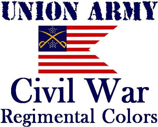 Civil War Regimental Colors