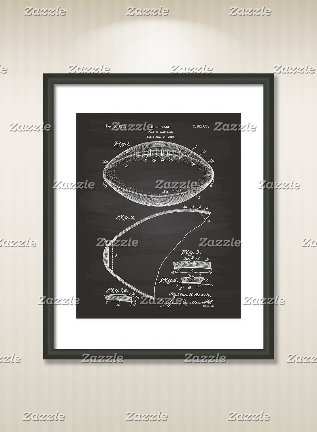 Football Patents
