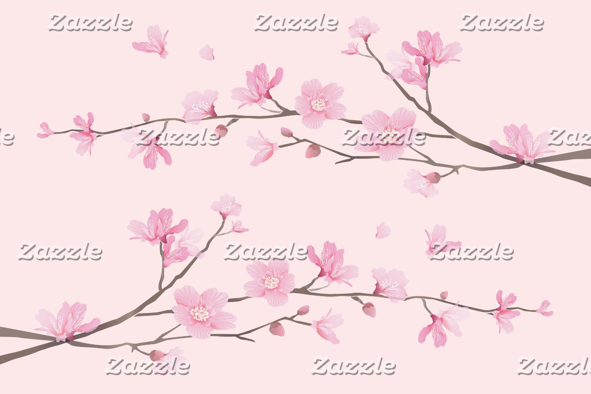 Cherry Blossom - Pink
