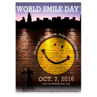 World Smile Day® 2016