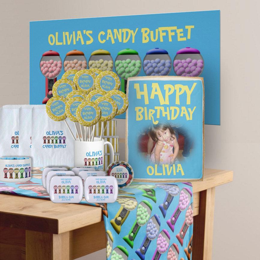Sweets Buffet Supplies