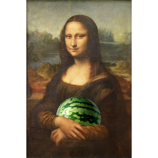 Funny Watermelon Designs