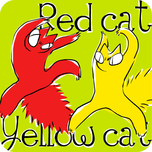 RedCat YellowCat NoPattern