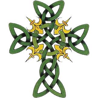 Celtic Cross T-Shirt Gift Cards