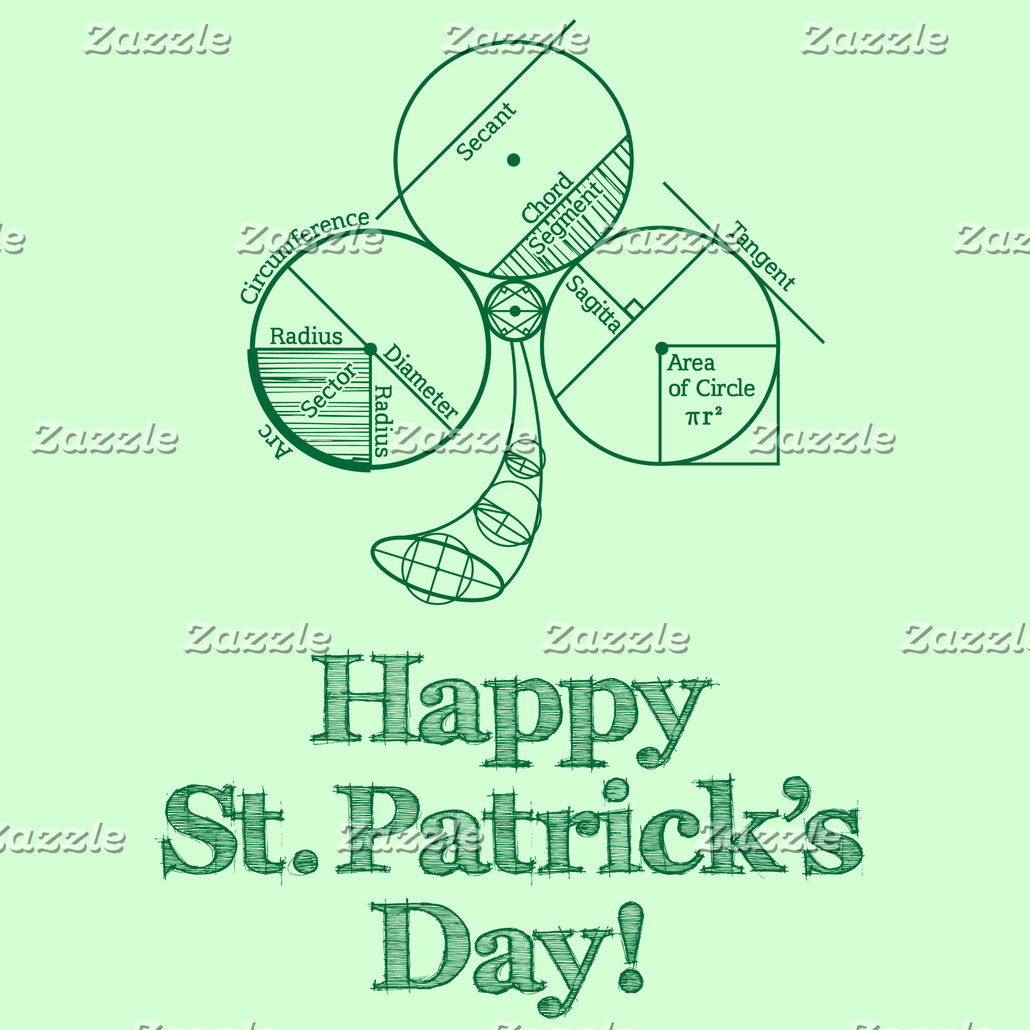St. Patrick's Day Geometry