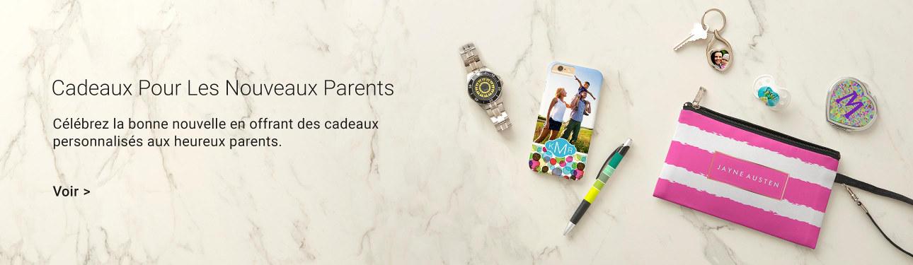 Cadeaux pour les nouveaux parents