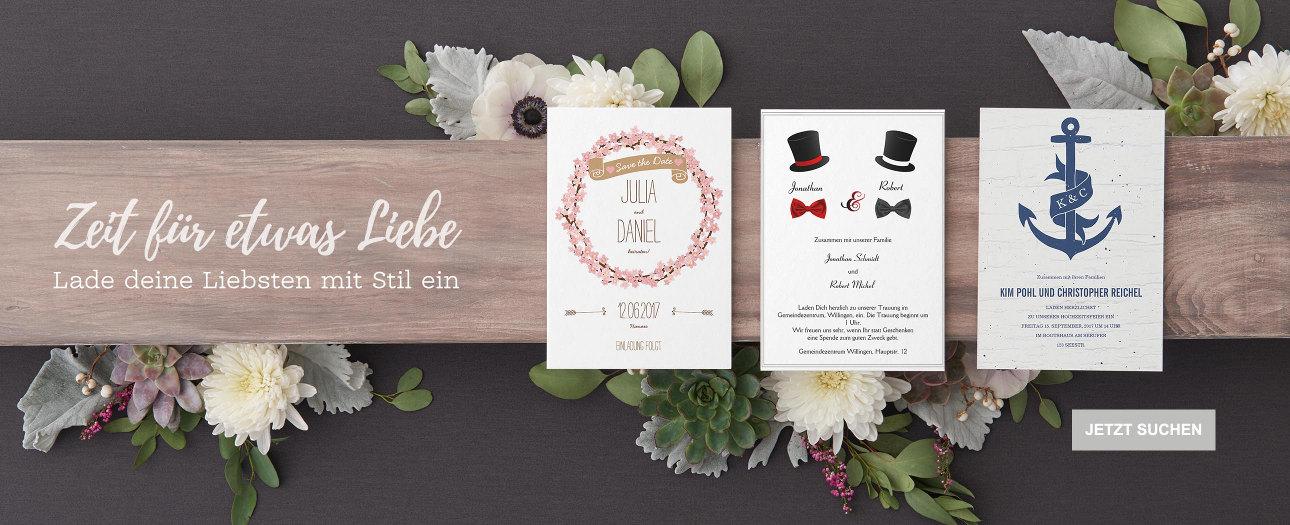 Hochzeitseinladungen auf Zazzle Schweiz