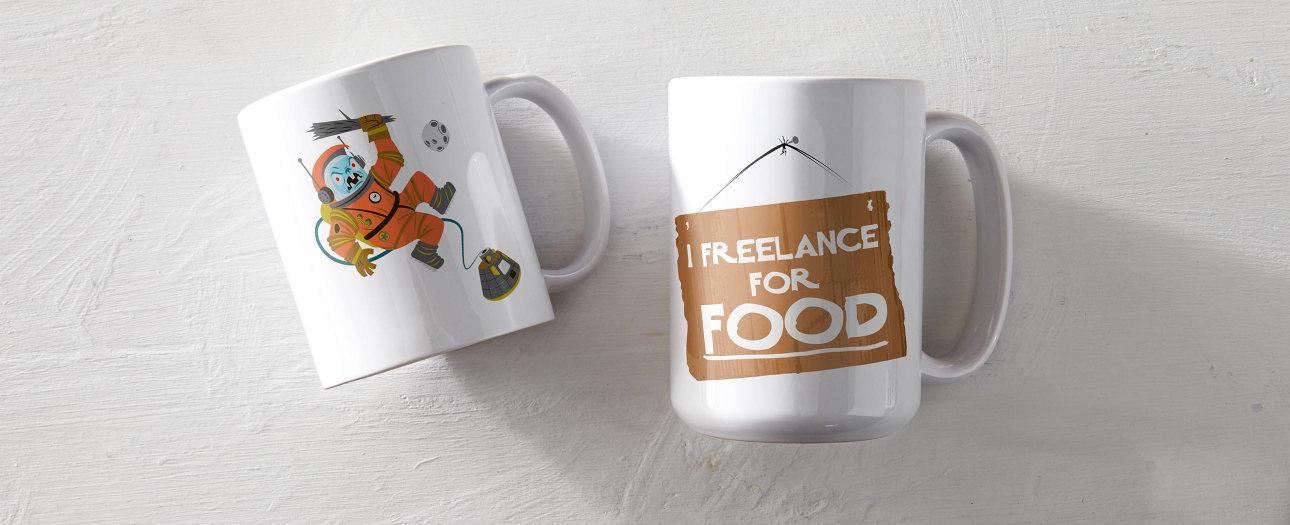 Des collections de mugs