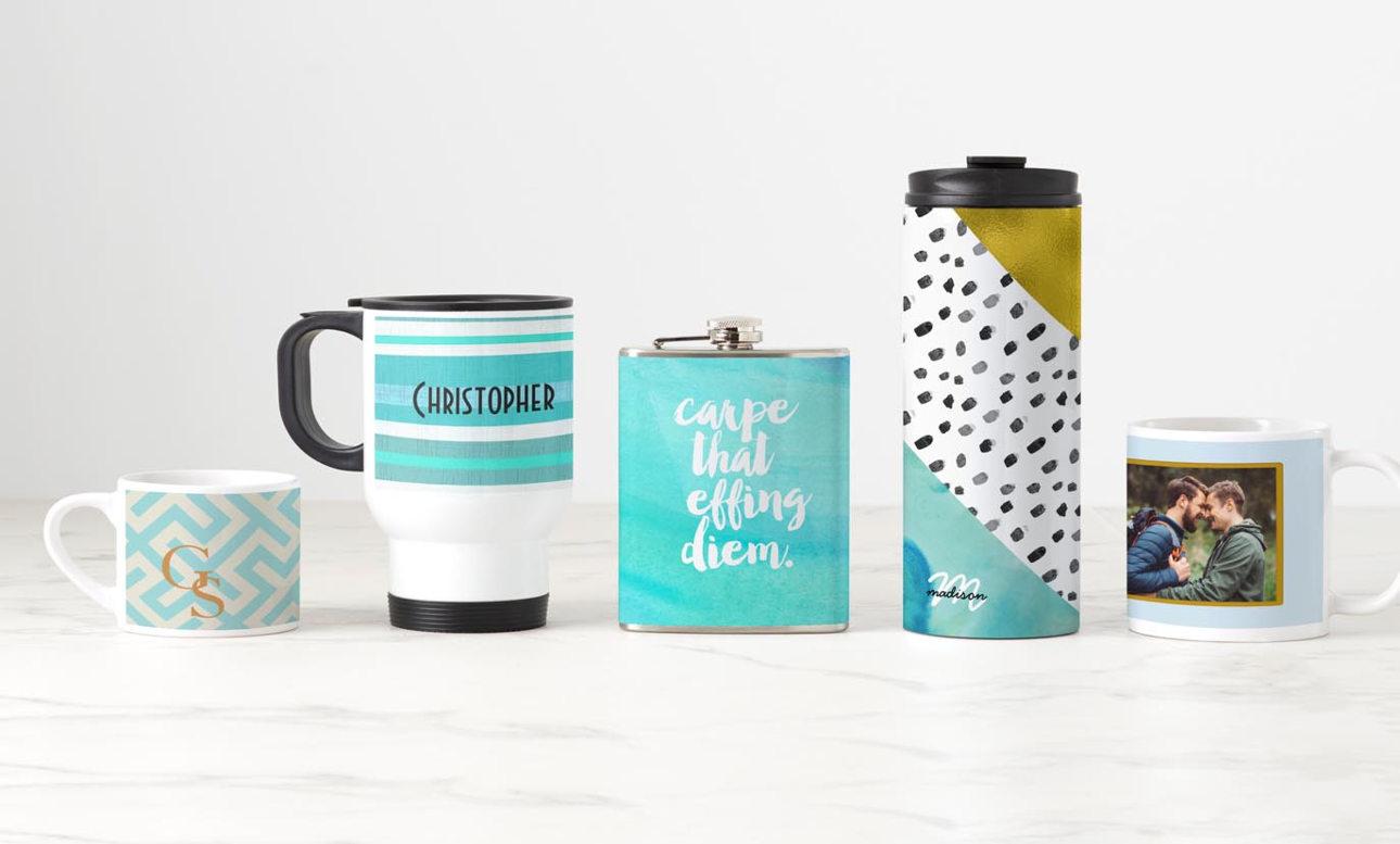 Tolle Tassen und Trinkgefäße