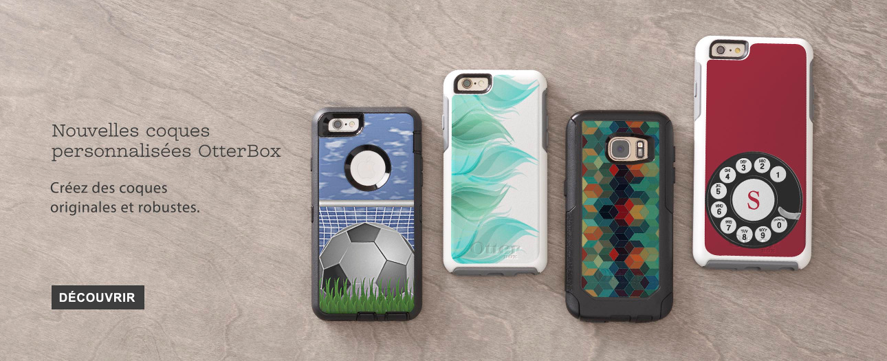 Coques OtterBox
