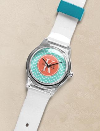 Personalisierbare Uhren von Zazzle