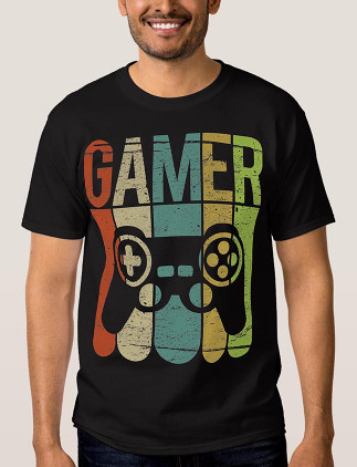 T-shirts pour Gamers