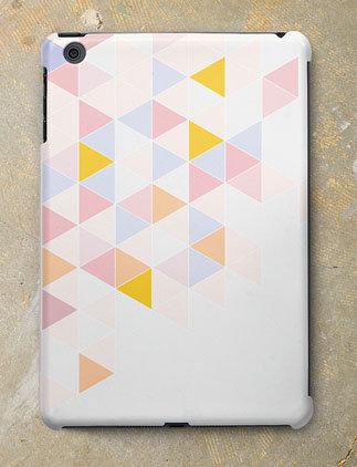 Geometrische <br />iPad Hüllen