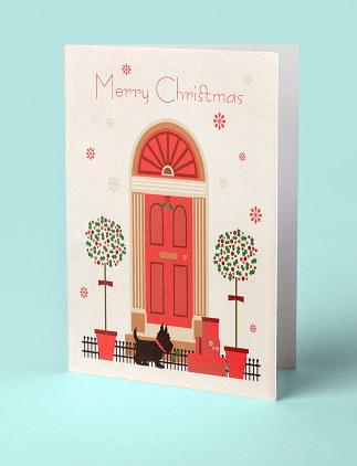 50% auf <br />Weihnachtskarten