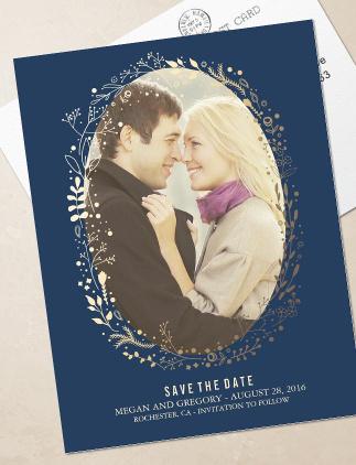 Save The Date Postkarten