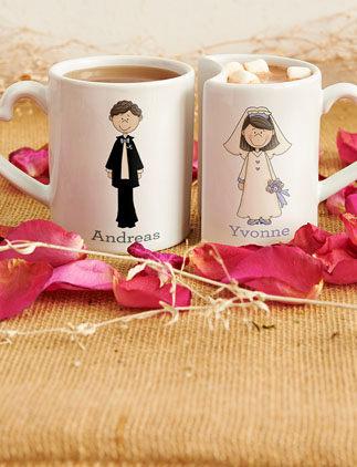 Liebevolle Hochzeitsgeschenke