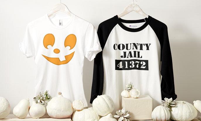 T-shirts Halloween