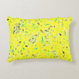 gelb und grau kissen. Black Bedroom Furniture Sets. Home Design Ideas