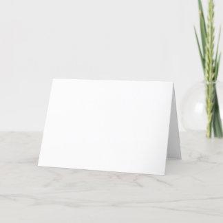 Standard, 12,7 cm x 17,8 cm Gefaltete Weihnachtskarte