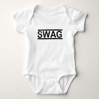 Swag Baby Strampler