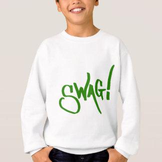 Swag-Umbau - Grün Sweatshirt