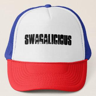 Swagalicious Hut Trucker Mützen
