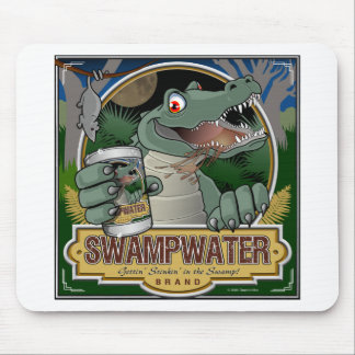 Swampwater Alligator Mousepad