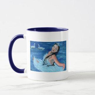 Swan See-Prinzessin Mug Tasse