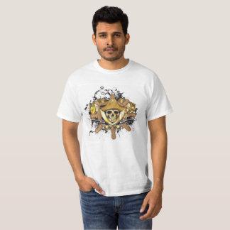 Swashbuckler-Schädel-T - Shirt