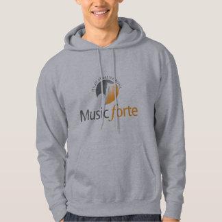 Sweatshirt à capuchon de base