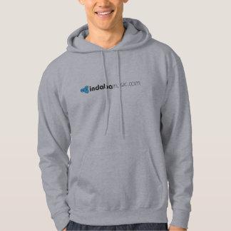 Sweatshirt à capuchon de musique standard d'Indaba