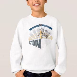 Sweatshirt Action emballée