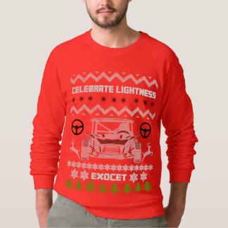 Sweatshirt de mauvais goût de vacances de l'exocet