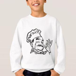 Sweatshirt de type de pizza