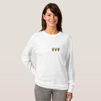 Sweatshirt hisst Cream