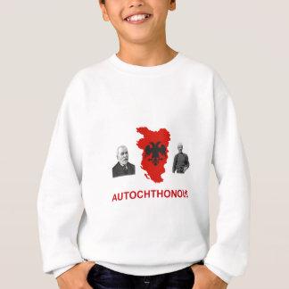 Sweatshirt L'Albanie autochtone