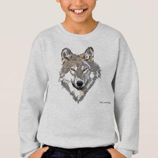Sweatshirt Loup 11