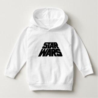 Sweatshirt mit Kapuze für Kinder, Weiß,
