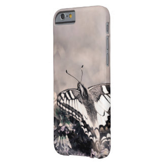 Sweet butterfly redish tones design phone cover barely there iPhone 6 hülle