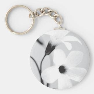 Sweet Flower Porte-clé Rond