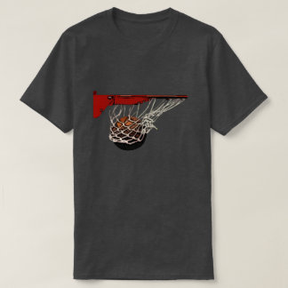 Swish-Basketball-T - Shirt