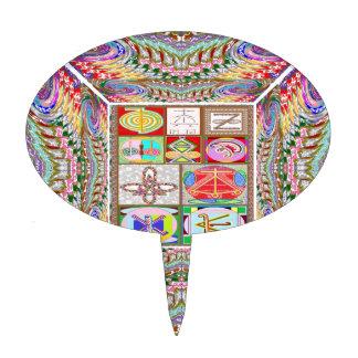 SYMBOL-Kunst: Das heilende Mitleid n gehen Torten Aufsätze